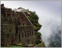 Machu Picchu im 01.2004