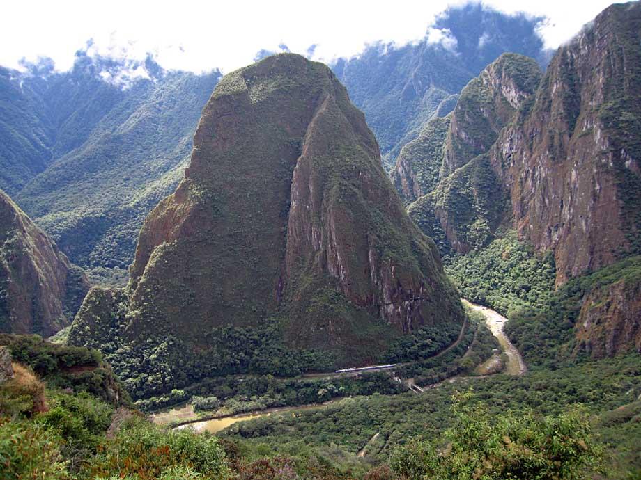 Machu Picchu ist das nicht