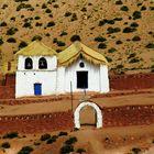 Machuca Church - Atacama Desert