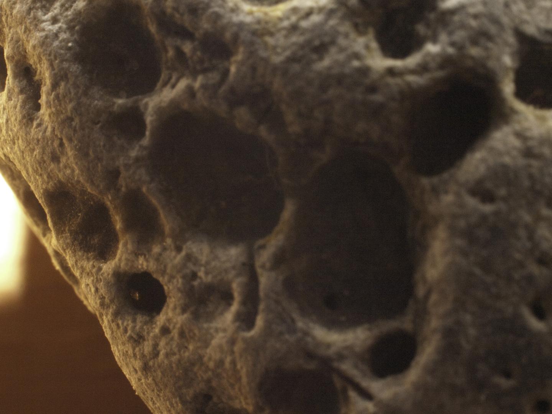 Macro piedra