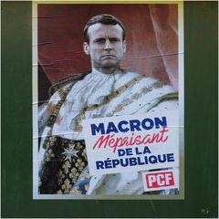 Macron...
