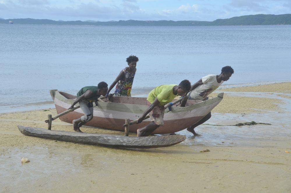 Madagascar  unterwegs
