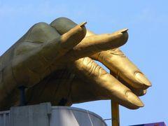 Madame T's Hand