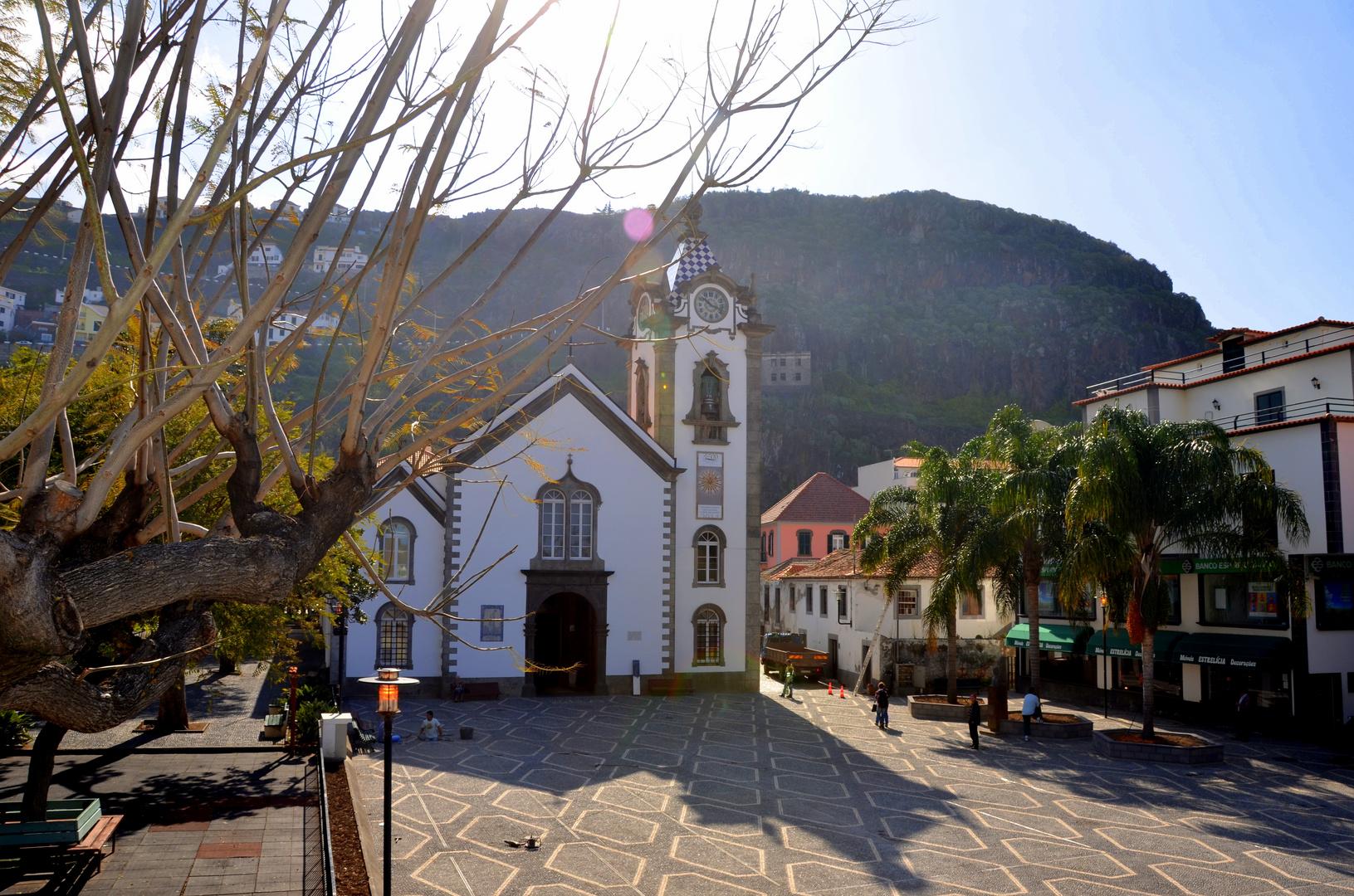 Madeira Kirche