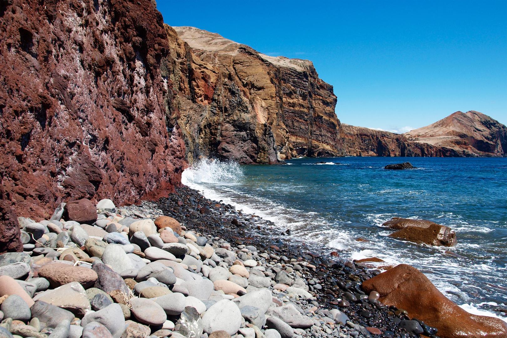 Madeira - Ponta Sao Laurenco