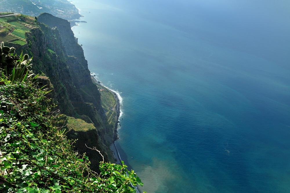 Madeira, Sicht vom Cabo Girao