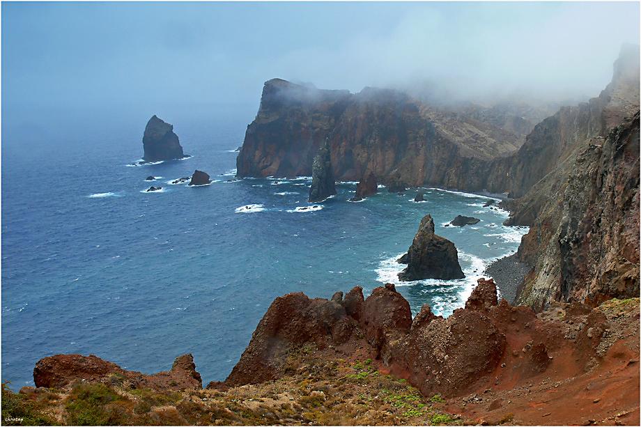 Madeira's wilde Küste