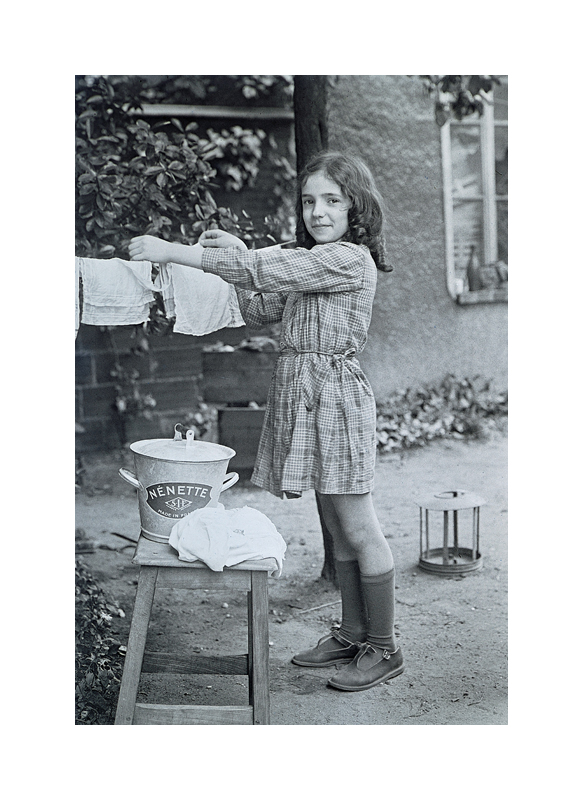 Madeleine F vers 1935