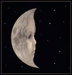Mademoiselle luna.