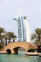 Madinath Jumeirah und Burj al Arab