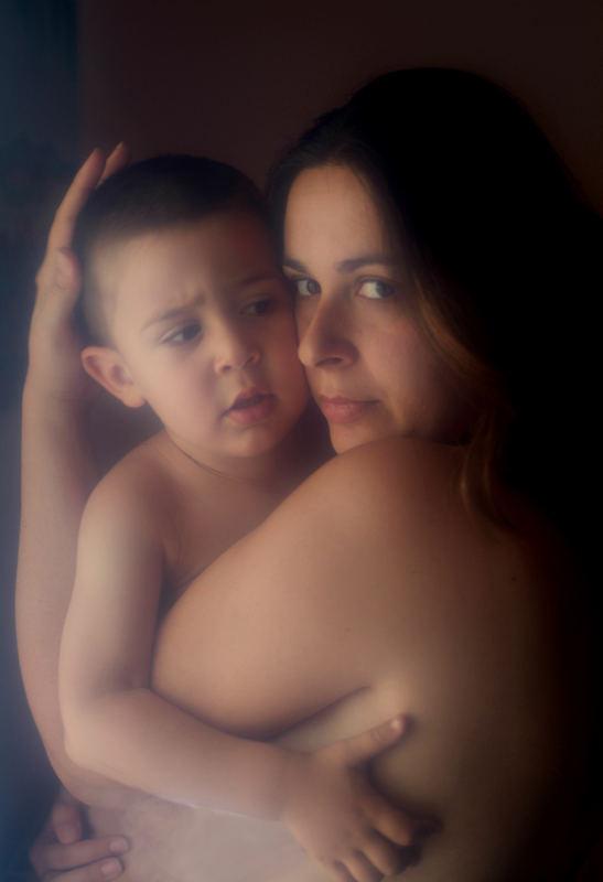 Madonna con bambino # 2