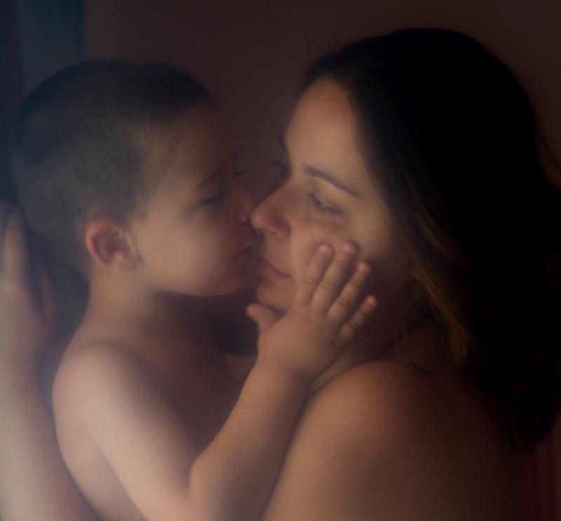 Madonna con bambino # 3