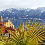 Madonna del Sasso, Lago Maggiore