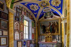 Madonna del Sasso - Seitenkapelle