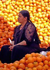 Madonna der Apfelsinen