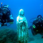Madonna Unterwasser (Elba)