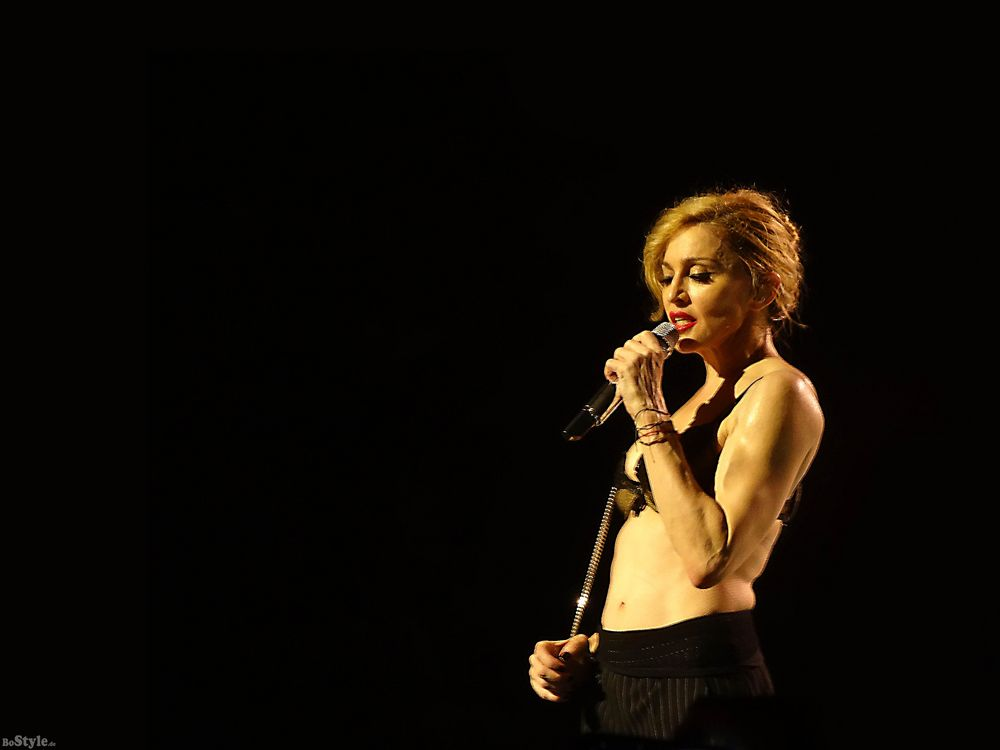 Madonna World Tour