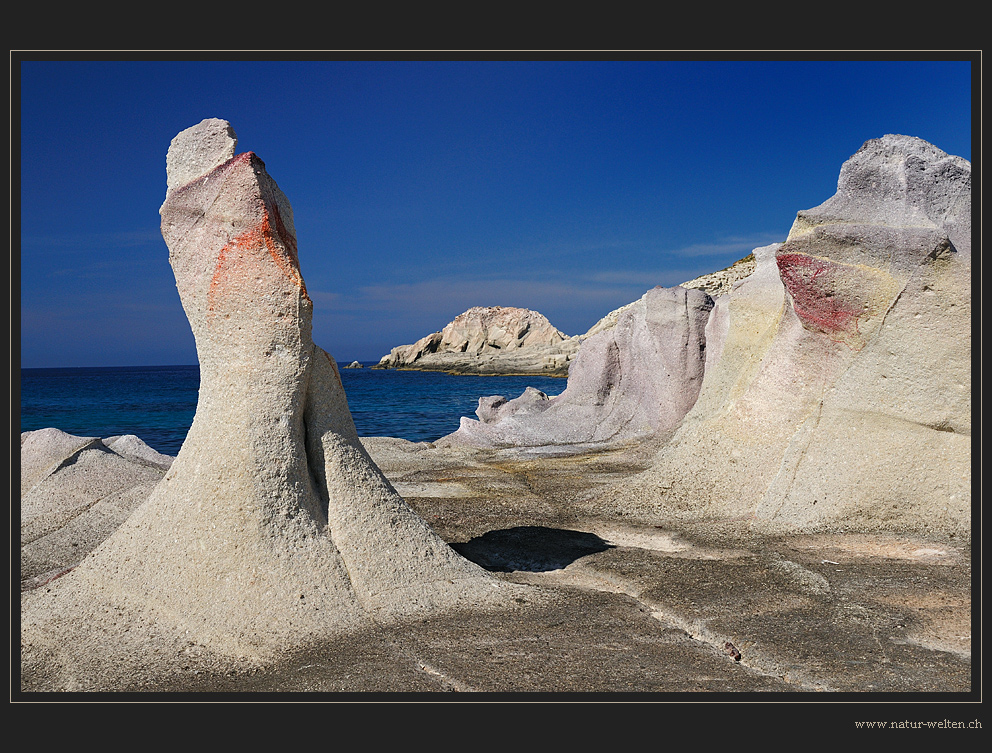 Madrakia und seine Formationen