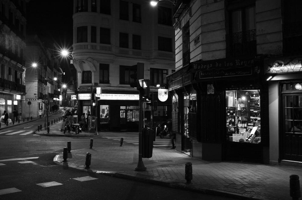 Madrid a la Sombra