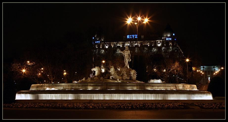 Madrid bei Nacht (I)