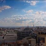 Madrid de Este a Oeste... por el Sur