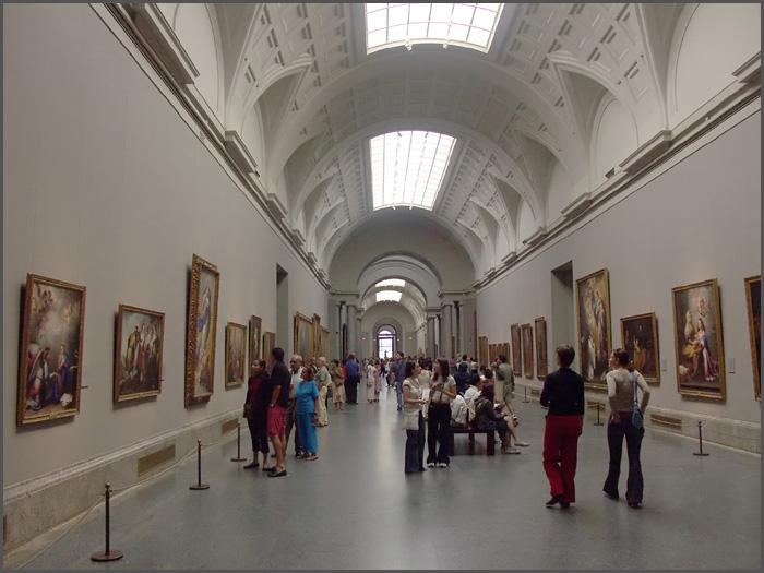 Madrid im Prado