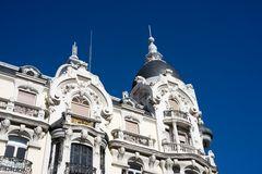 Madrid, Prachtbau in der Gran Via