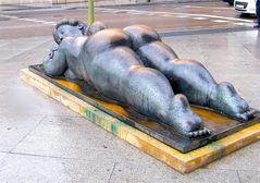 Madrid Statua di Botero