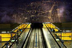 Madrid, Underground