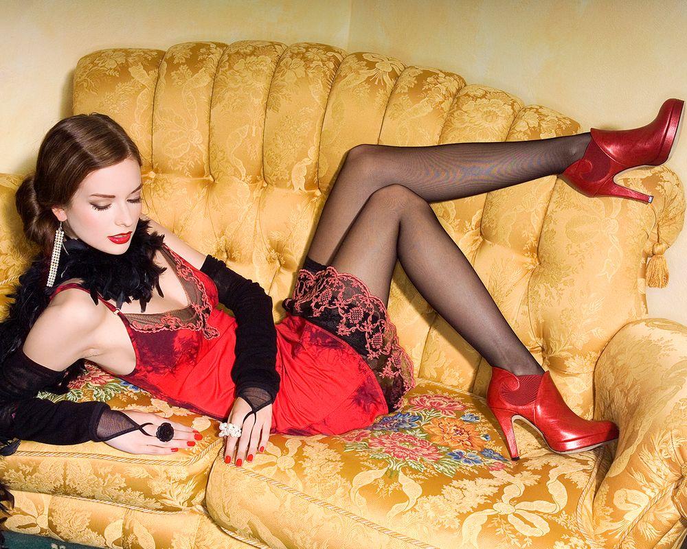 Heißer Lesbensex Auf Dem Sofa
