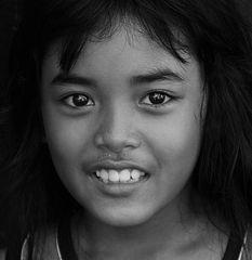 Mädchen aus Gianyar / Bali