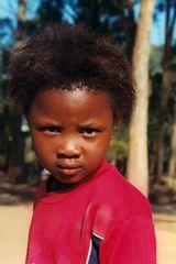 Mädchen aus Pretoria