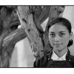 Mädchen aus Saspol, Ladakh, Indischer Himalaya 02