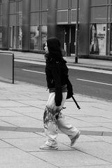 Mädchen von Prager Straße