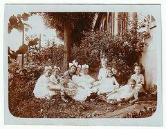 Mädchentreffen ca. 1925