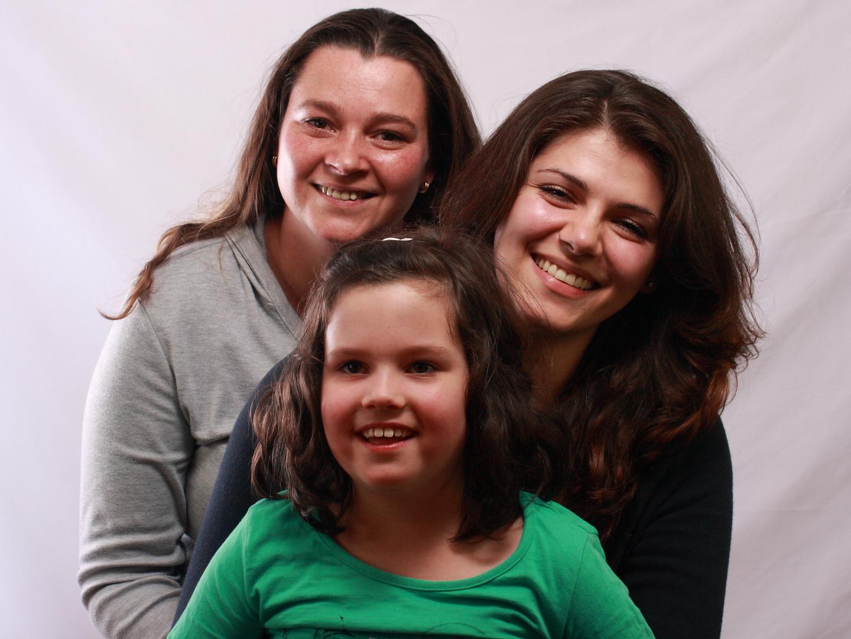 Mädels-Gruppe Foto & Bild | erwachsene, kinder und