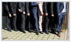 Männer Beine