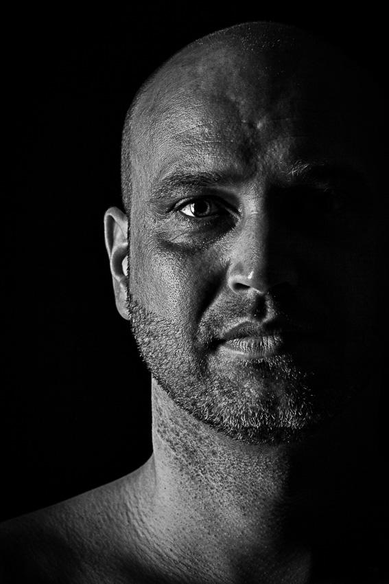 Männer-Porträt