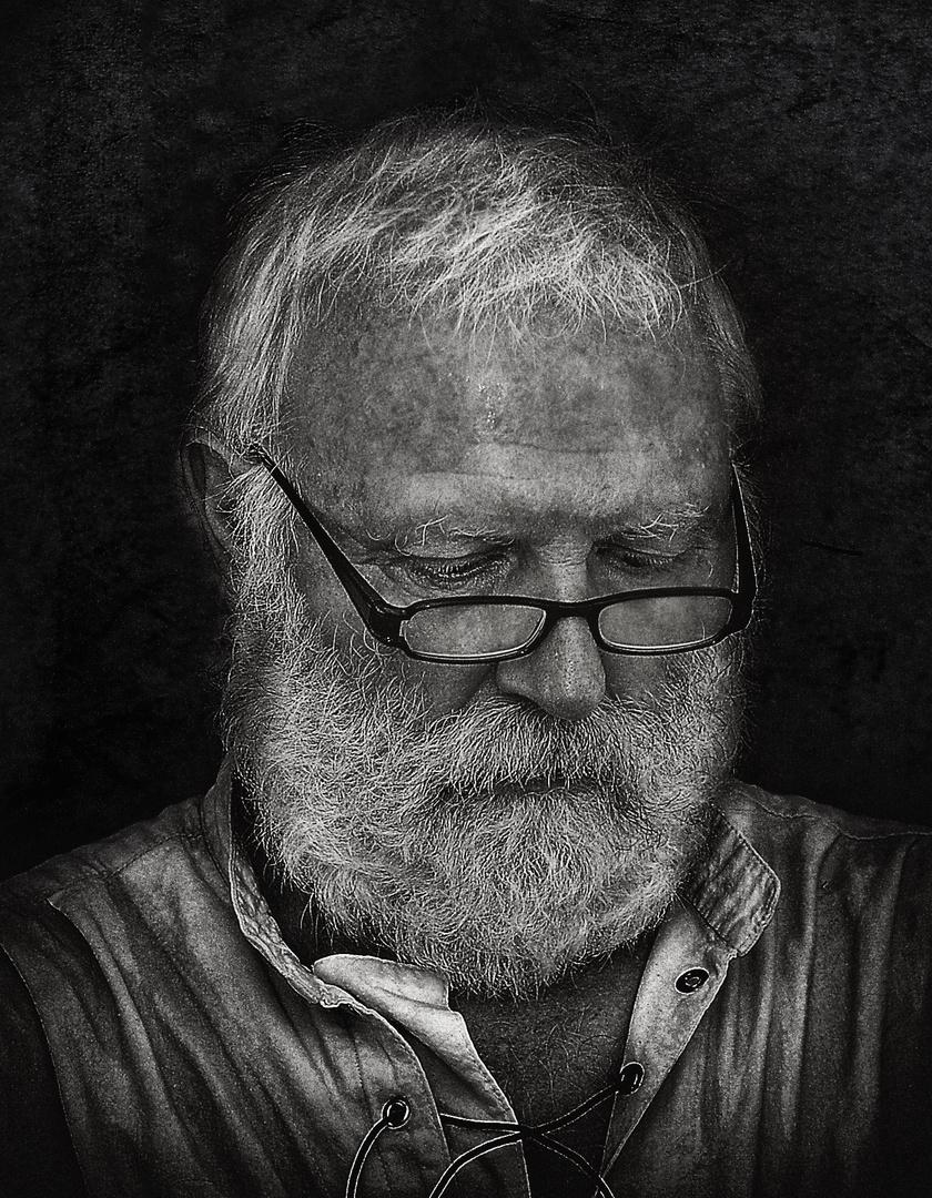 Männerporträt