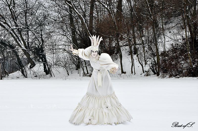 Märchen-Shooting: Die Schneekönigin