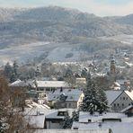 Märchenhafte Schneelandschaft