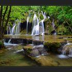Märchenhafter Wasserfall - DRI