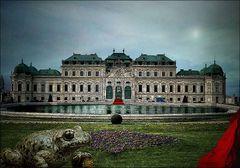 Märchenhaftes Belvedere