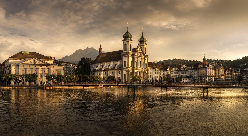 Märchenhaftes Luzern
