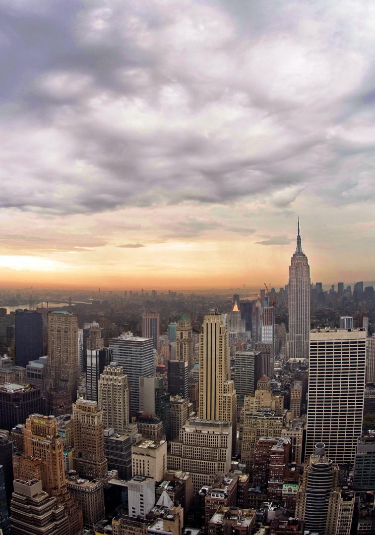 Märchenhaftes New York