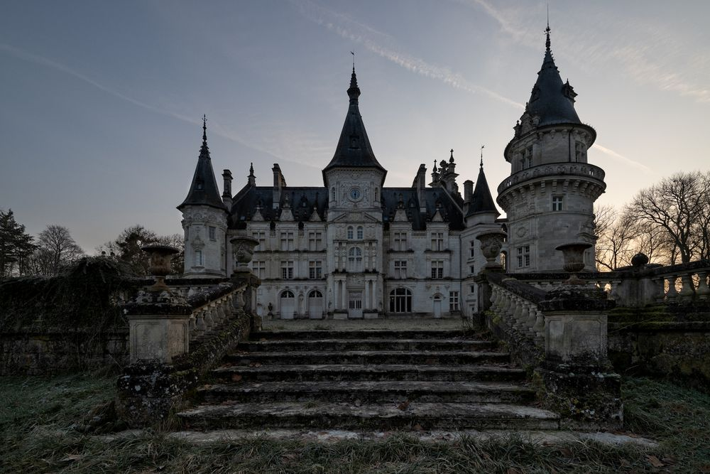 Märchenschloss...