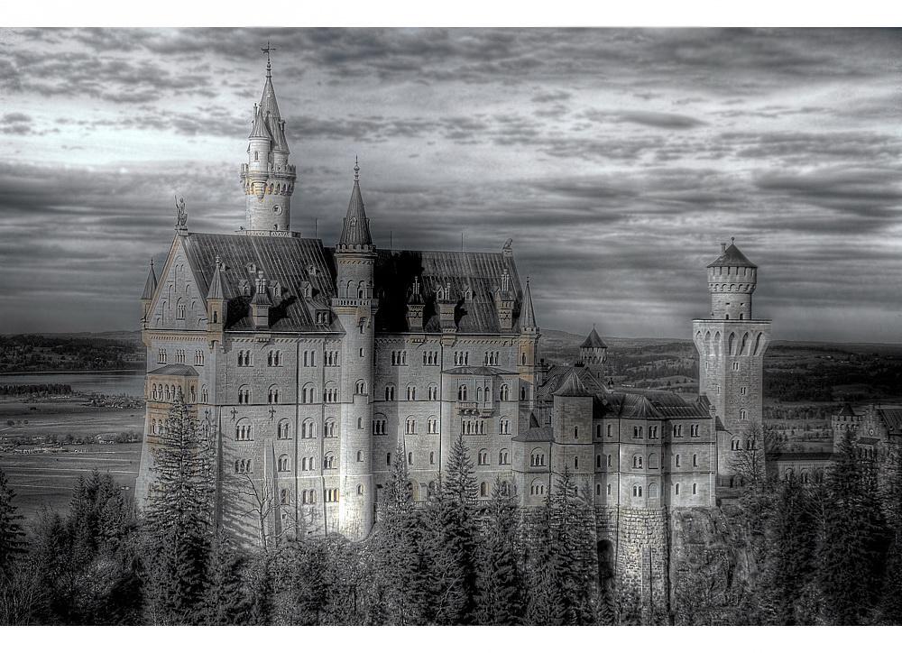 Marchenschloss Foto Bild Architektur Schlosser Burgen Profanbauten Bilder Auf Fotocommunity