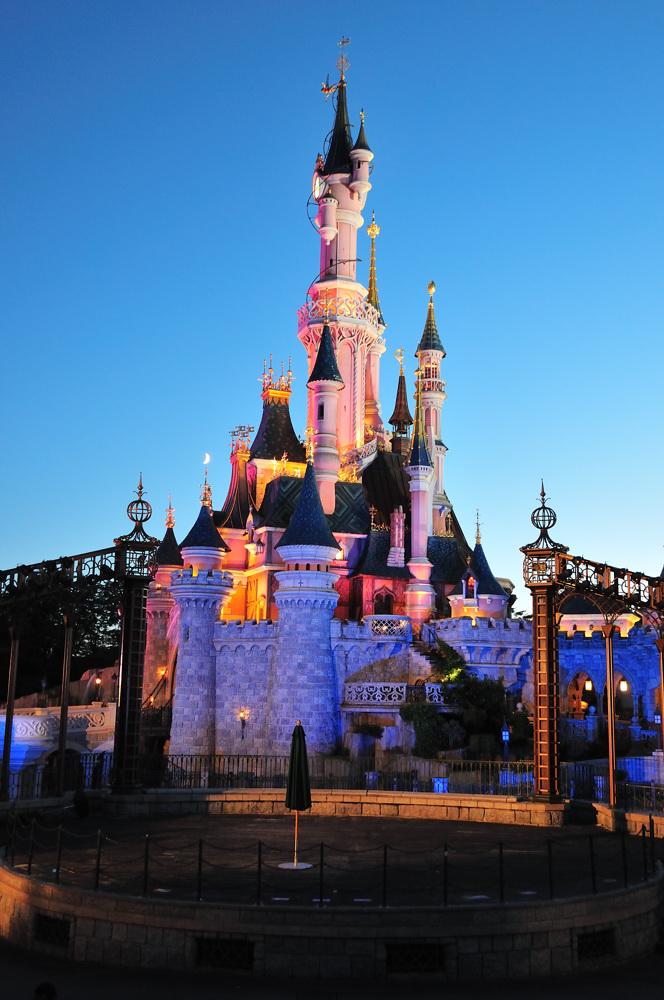Märchenschloss Euro Disney