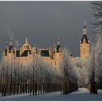 Märchenschloß im Schnee