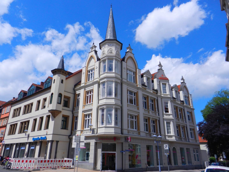 Märchenschloss mitten in der Stadt (Gotha)